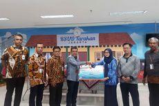 Bank DKI Beri Santunan Rp 286,5 Juta untuk Karyawan RSUD Tarakan Korban Tsunami