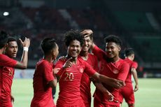 Daftar 23 Pemain Indonesia U-20 All Stars untuk Laga Kontra Inter Milan dan Real Madrid