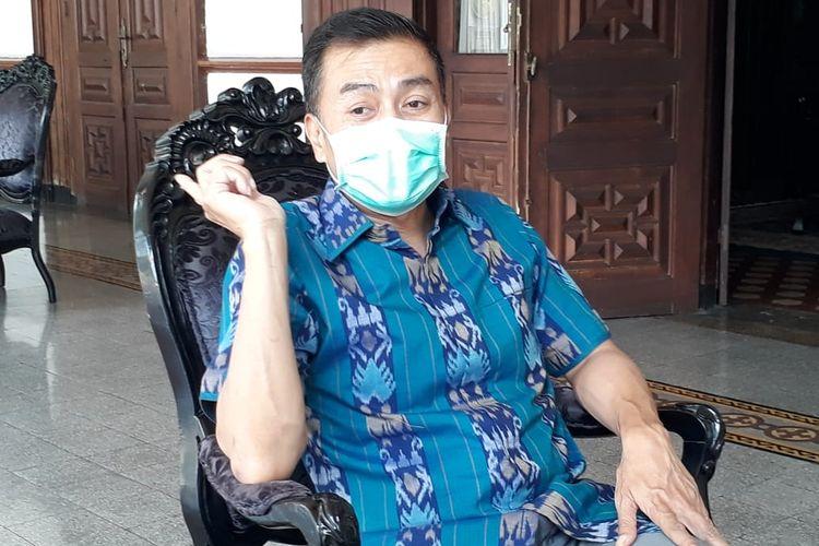 Wali Kota Salatiga Yuliyanto