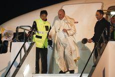 Paus Fransiskus Mendarat di Jepang dengan Membawa Pesan, Apa Itu?
