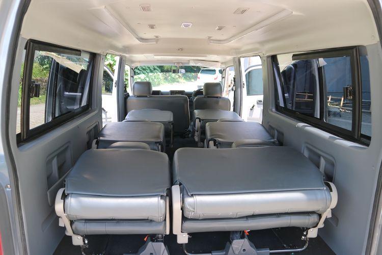 Suzuki Carry Minibus Harga Tembus Rp 260 Jutaan