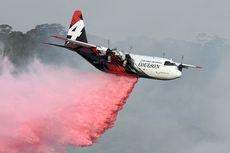 Pesawat Hercules C-130 Jatuh Saat Padamkan Kebakaran Hutan di Australia, 3 Orang Tewas