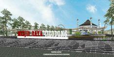 Masjid Cilodong, dari Bekas Lokasi Prostitusi Menjadi Syiar Islam