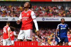 Arsenal vs Lyon, The Gunners Gagal Juara di Kandang Sendiri