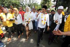 Maju di Pilkada Bogor, Inggrid Kansil Dampingi Ade Ruhendi Daftar ke KPU