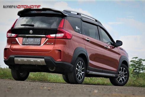 XL7 Dongkrak Ekspor Suzuki di Kuartal I 2021