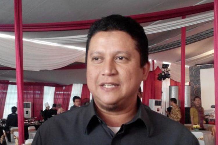 Ketua Badan Pengawas Pemilu Muhammad.