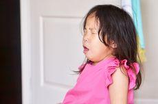 Normalkah Anak Muntah Setelah Menangis?