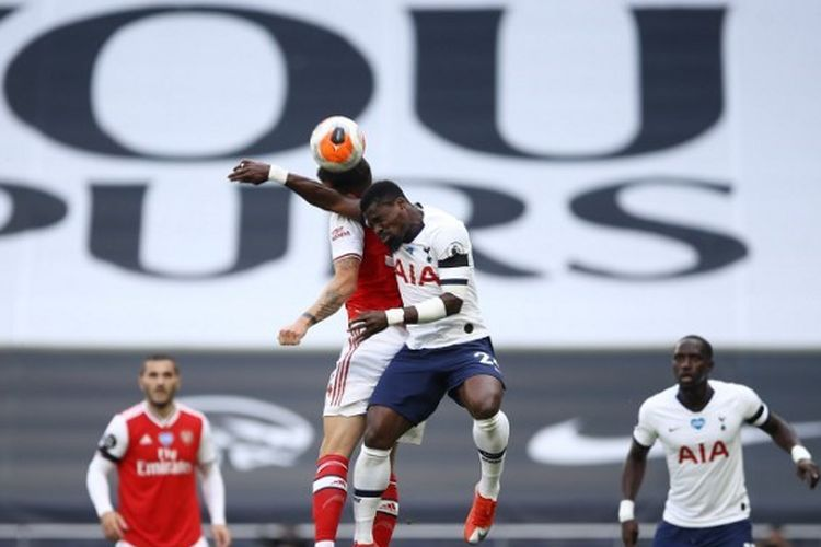 Jadwal Liga Inggris Akhir Pekan Ini, Derbi London Utara Tottenham Vs Arsenal