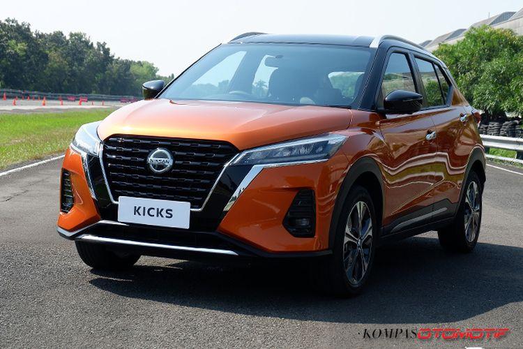 Nissan Kicks e-Power meluncur di Indonesia