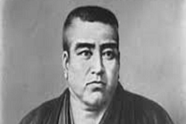 Saigo Takamori, tokoh Restorasi Meiji.