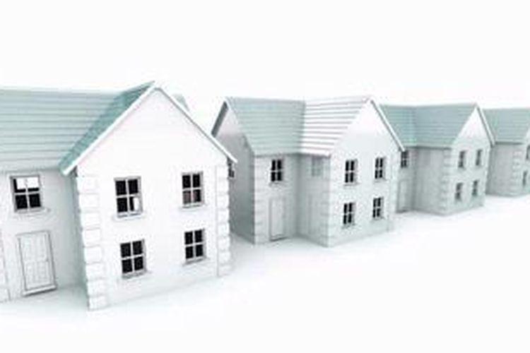 Ilustrasi. Ada cara mudah meningkatkan nilai jual rumah.