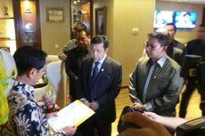 Hak Angket terhadap Menkumham Resmi Diserahkan kepada Pimpinan DPR