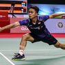 Thailand Open 2021 - Dibekuk Axelsen, Anthony Ginting Gagal ke Final