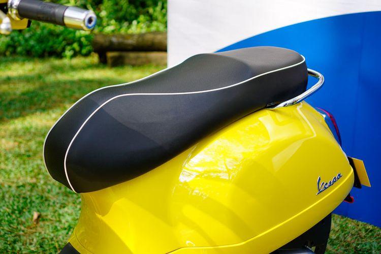 Menjajal Vespa GTS Super 150 terbaru