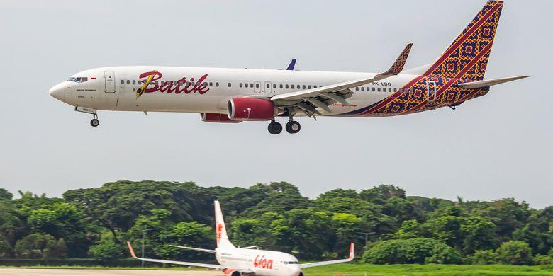 Parah! Pesawat Balik ke Parkiran, Batik Air Rute MedanJakarta Telat 1,5 Jam