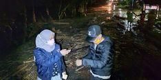 Sungai Masamba Meluap, Bupati Luwu Utara Tinjau Daerah Terdampak