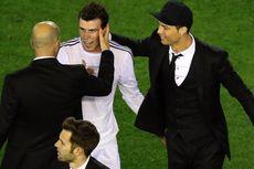 Terserang Flu, Gareth Bale Absen Jamu Bayern Muenchen