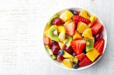 5 Buah Rendah Gula untuk Menurunkan Berat Badan