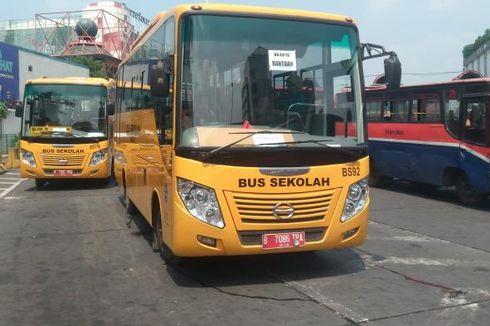 Bukan Asal Cat, Ini Alasan Bus Sekolah Berwarna Kuning
