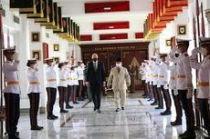 Hasil Pertemuan Prabowo dan Menhan Australia, Perbarui Dokumen Aturan Kerja Sama Pertahanan