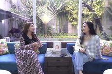Iis Dahlia Tanya Status Hubungan ke Afgan, Rossa: Ingat Tadi Omonganku