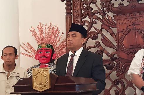 Anies Imbau Warga Tak Kirim Karangan Bunga ke Rumah Sekda DKI
