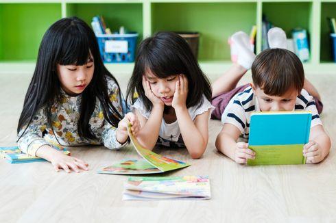 5 Tips Mengajarkan Anak Membaca Sejak Dini