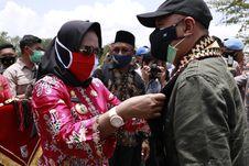 Tambak Dipasena Dibangun Ulang, Bupati Tulang Bawang Berikan Apresiasi kepada Jokowi