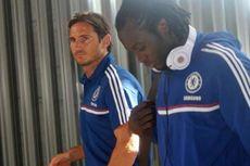 Latihan Chelsea Tertutup untuk
