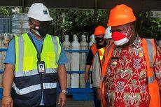 Terima Bantuan Oksigen dari PT Freeport, Bupati Asmat: Selama Ini Kami Pesan di Surabaya