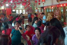 Perayaan Tahun Baru Imlek Wihara Ekayana Junjung Kesederhanaan
