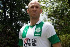 Arjen Robben Main di Groningen Tidak untuk Jualan Tiket atau Jersei