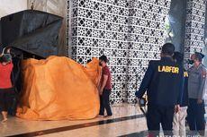 Pembakar Mimbar Masjid Raya Makassar Ternyata Pengguna Narkoba dan Punya Gangguan Jiwa