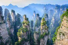 Wisata di Zhangjiajie, Tempat Syuting Film Avatar hingga Jalan di Atas Jembatan Kaca