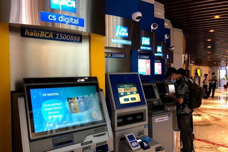 Mesin CS Digital BCA