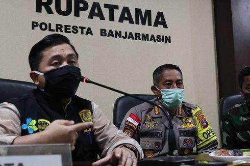 Tak Lagi Terapkan PSBB, Pemkot Banjarmasin Bentuk Satgas Kedisiplinan Dipimpin Dandim