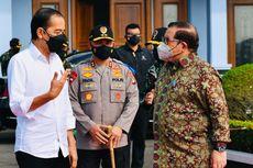 Kunjungi Cilacap, Jokowi Akan Tanam Mangrove hingga Tinjau Vaksinasi