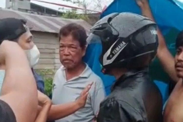 DPO koruptur ditangkap di tenda pengungsi korban gempa Mamuju
