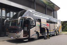 Spesifikasi Bus Kini Dibuat Semakin Canggih