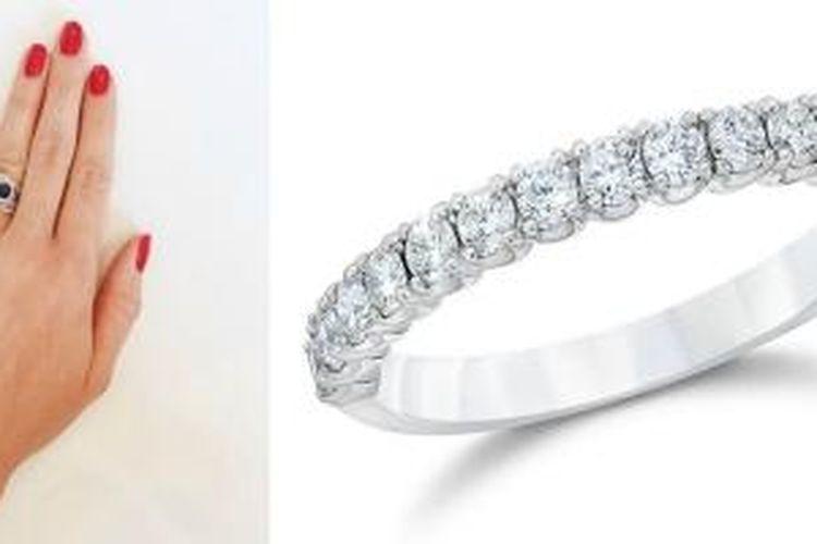 Menurut Isaac Gurary, presiden Aspiri by Maiden Lane, para pengantin yang memperhatikan gaya dan ingin tampil menarik cenderung memilih bentuk ikatan cincin yang berbeda.