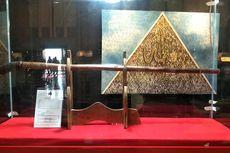 Tongkat hingga Janggut Nabi Muhammad SAW Ditampilkan dalam Pameran Artefak di JIC