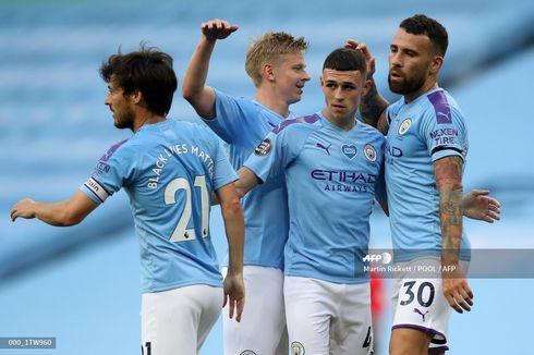 Pujian Pep Guardiola untuk Penggawa Muda Manchester City