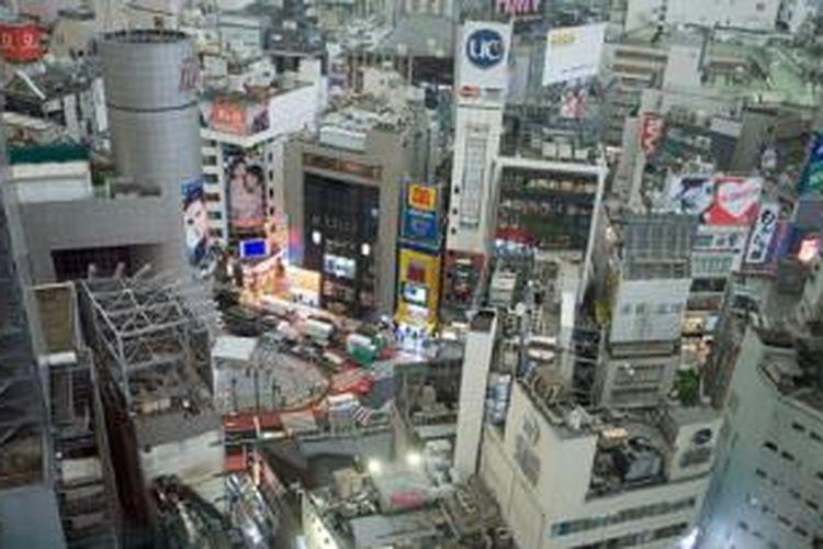 Jelang Olimpiade 2020, transaksi investasi hotel di Tokyo, meningkat.