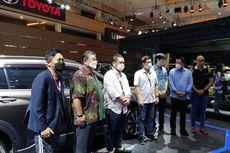Toyota Kantongi 1.012 SPK, Innova Terlaris di IIMS 2021