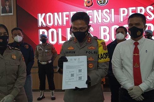 Aparat Desa Ditangkap karena Menilap Dana Bansos Rp 54 Juta
