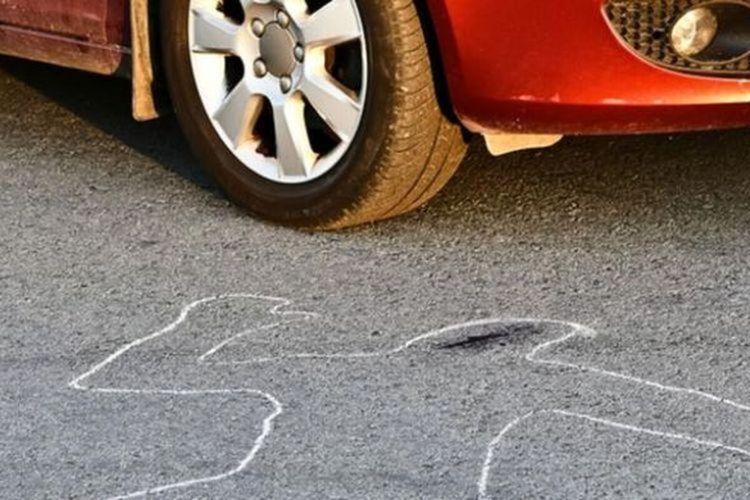 Ilustrasi kecelakaan lalu lintas