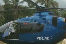 Helikopter Mendarat Darurat di Lapangan Sepak Bola, Ini Penyebabnya