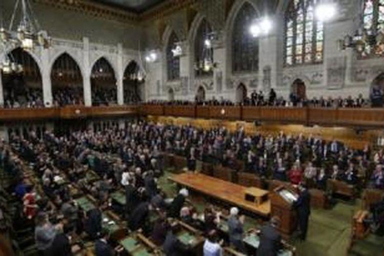 Parlemen Perancis sepakat untuk meningkatkan serangan terhadap ISIS di Irak