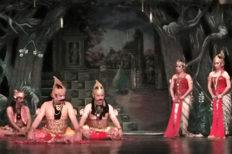 Wayang Orang Sriwedari